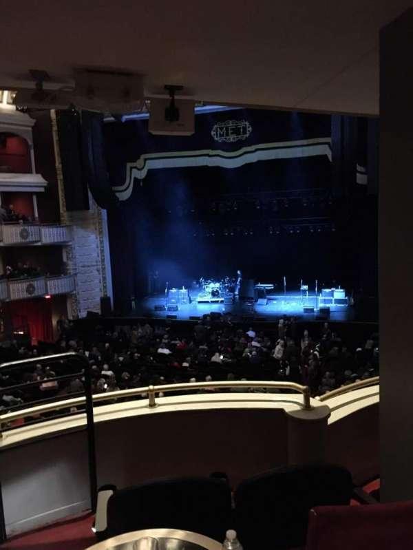 The Met Philadelphia, secção: Grand Salle Box 8, fila: C, lugar: 3