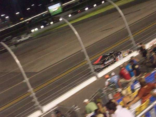 Daytona International Speedway, secção: Lockhart Sec N, fila: 16, lugar: 35