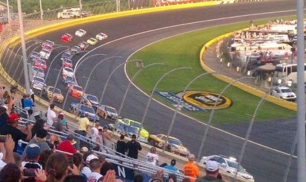 Charlotte Motor Speedway, secção: Toyota N