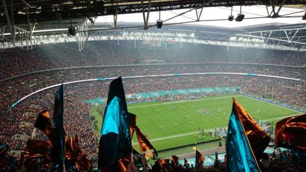 Wembley Stadium, secção: 506