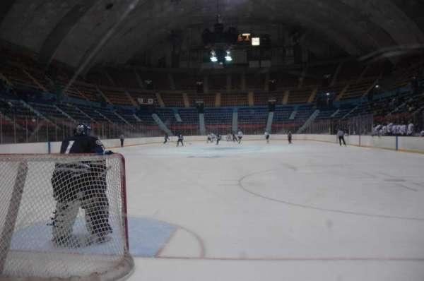 Hersheypark Arena, secção: 113, fila: 1, lugar: 12