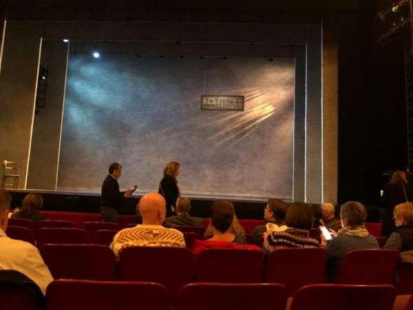 Cadillac palace theater, secção: Orchestra c, fila: F, lugar: 115
