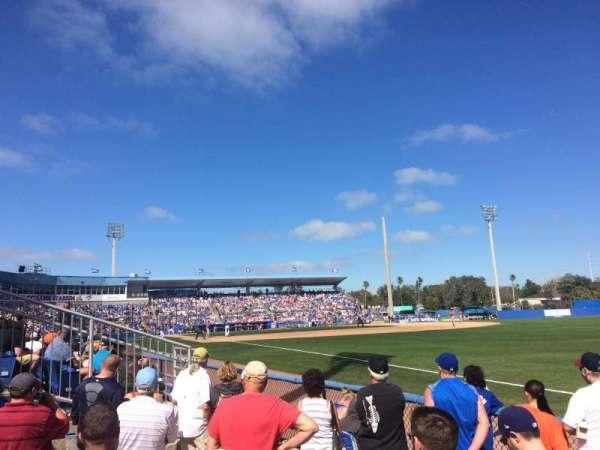 Florida Auto Exchange Stadium, secção: Standing Room (Right Field)