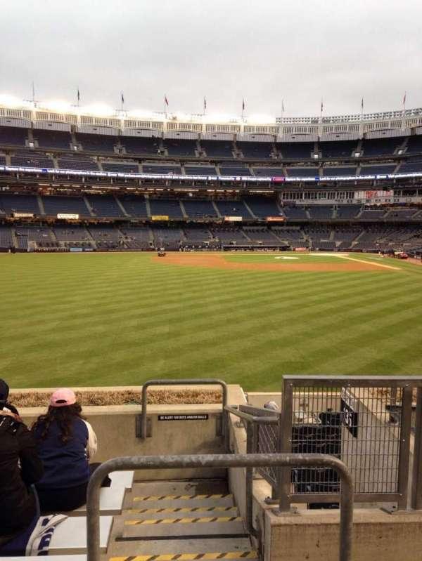 Yankee Stadium, secção: 236, fila: 7, lugar: 2