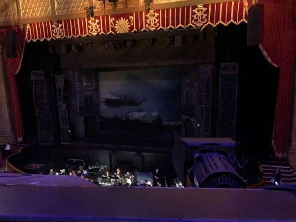 Fox Theatre (Atlanta), secção: Loge Right B, fila: AA, lugar: 102
