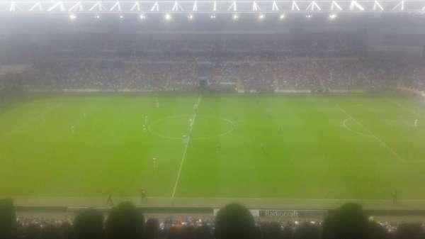 Cardiff City Stadium, secção: 514, lugar: 91