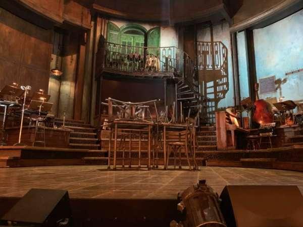 Walter Kerr Theatre, secção: Orchestra C, fila: C, lugar: 105