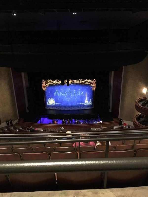 Peace Concert Hall, secção: Balcony, fila: H, lugar: 23
