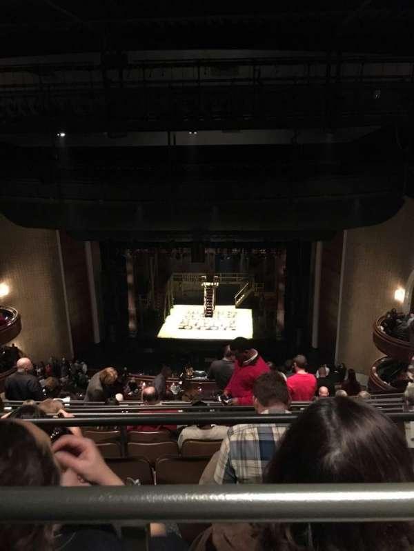 Peace Concert Hall, secção: Balcony, fila: K, lugar: 22