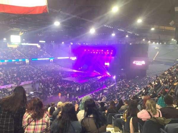 Allstate Arena, secção: 213, fila: N, lugar: 22
