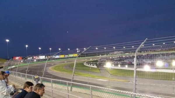Kentucky Speedway, secção: Grandstand 6C, fila: 2, lugar: 6