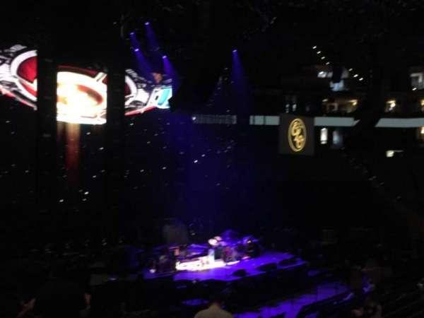 Oracle Arena, secção: 115, fila: 15, lugar: 9