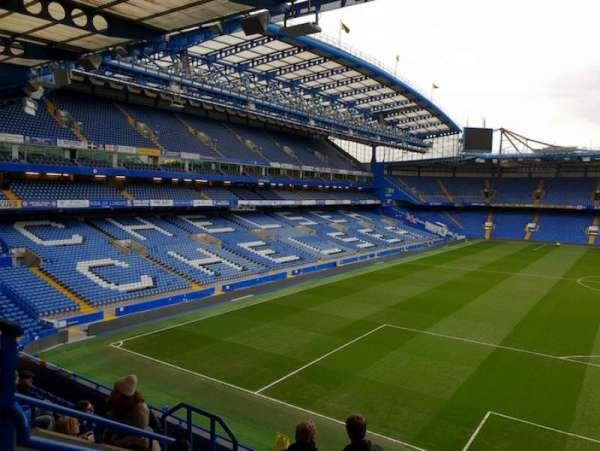 Stamford Bridge, secção: Shed End Upper 5, fila: 9, lugar: 154