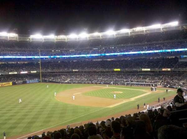 Yankee Stadium, secção: 229, fila: 16, lugar: 12