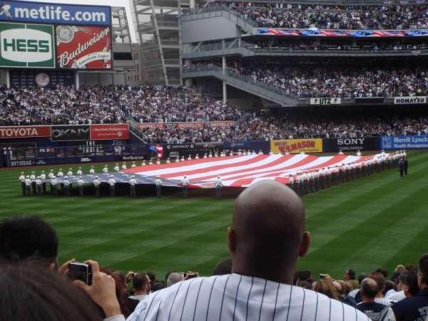 Yankee Stadium, secção: 130, fila: 24, lugar: 14