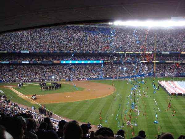 Old Yankee Stadium, secção: Loge Box 503, fila: D, lugar: 9