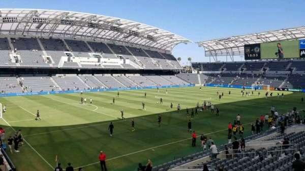 Banc of California Stadium, secção: 135, fila: r, lugar: 26