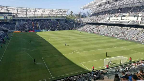 Banc of California Stadium, secção: 224, fila: L, lugar: 20