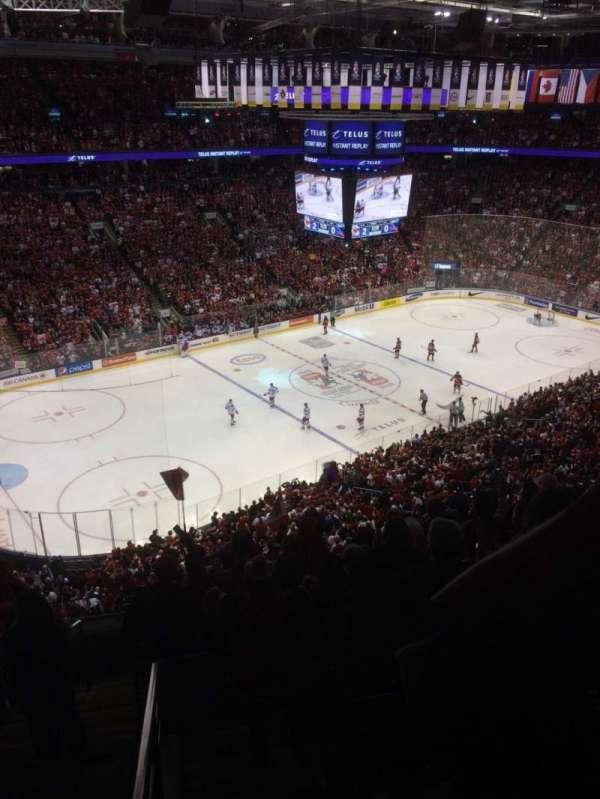 Scotiabank Arena, secção: 311, fila: 9, lugar: 30