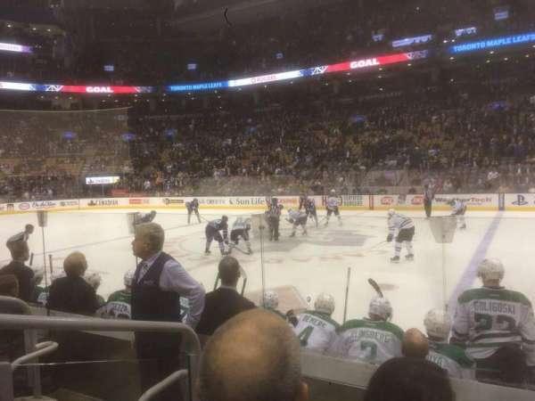Scotiabank Arena, secção: 118, fila: 6, lugar: 21