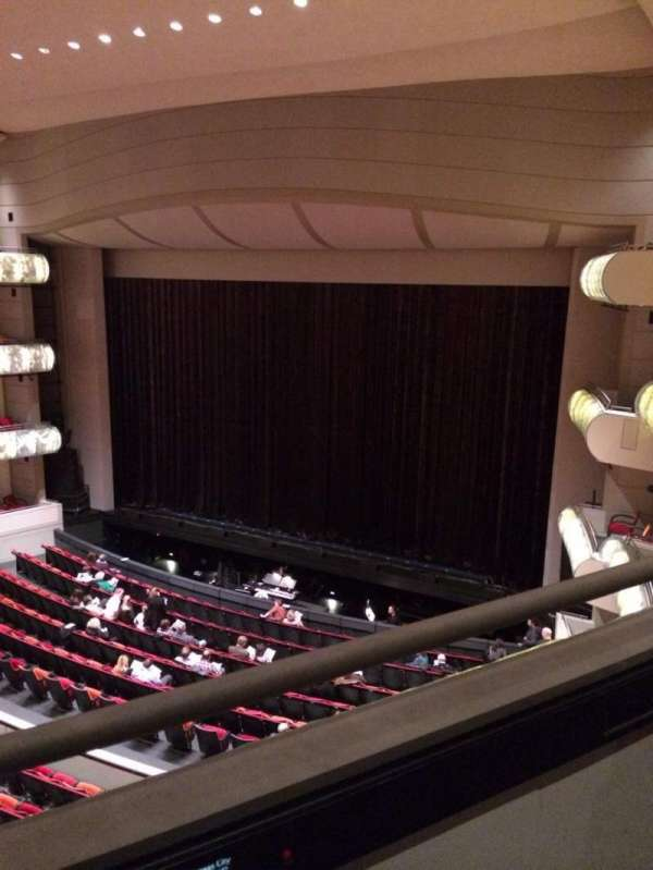 Muriel Kauffman Theatre, secção: Tier-R, fila: AAA, lugar: 813