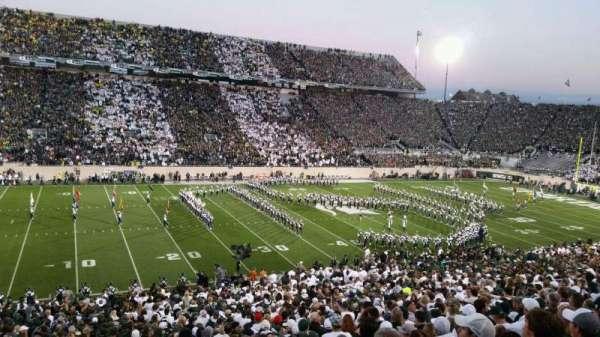 Spartan Stadium, secção: 26, fila: 48, lugar: 10