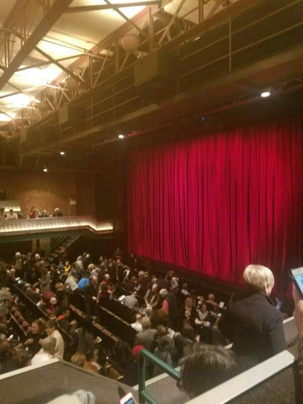 The Joyce Theater, secção: loge, fila: lg, lugar: 316