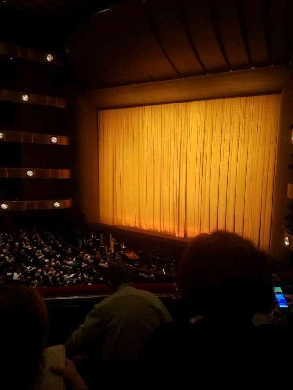 David H. Koch Theater, secção: 2nd Ring, fila: C, lugar: 28