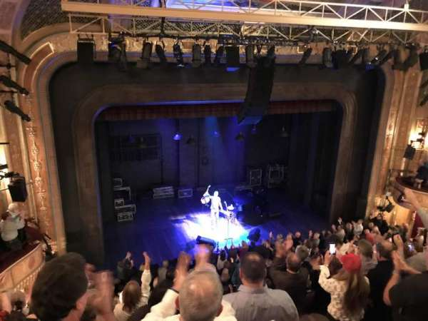 Walter Kerr Theatre, secção: Mezzanine L, fila: G, lugar: 5