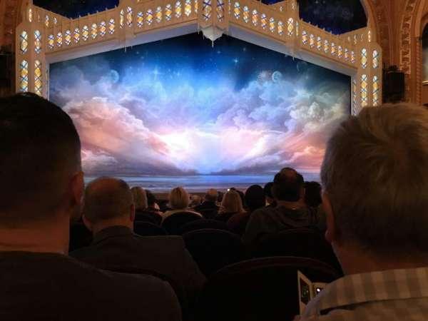 Eugene O'Neill Theatre, secção: Orchestra Center, fila: K, lugar: 107