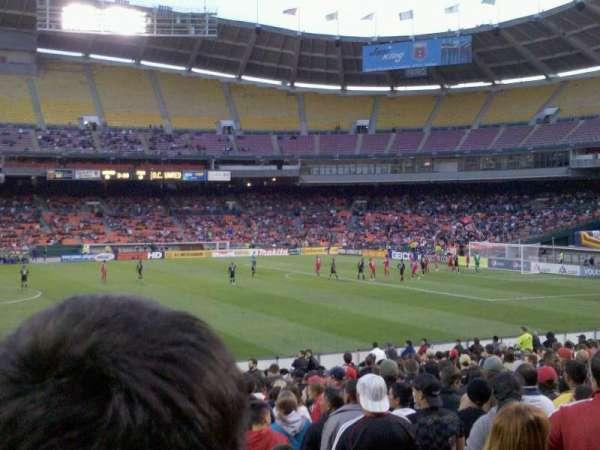 Rfk Stadium, secção: 233, fila: 9, lugar: 4