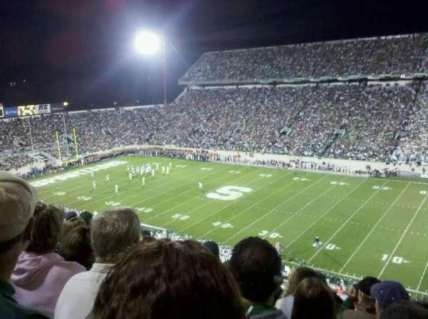 Spartan Stadium, secção: 121