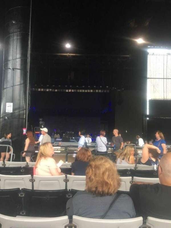 Hollywood Casino Amphitheatre (Tinley Park), secção: 204, fila: RR, lugar: 44