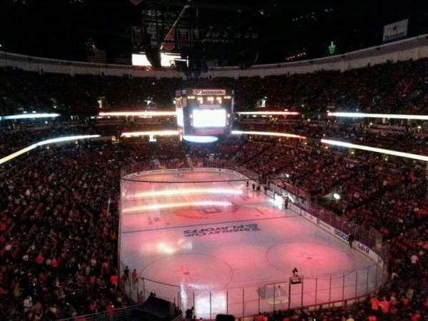 Honda Center, secção: 424, fila: C, lugar: 11