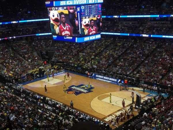 Honda Center, secção: 428, fila: J, lugar: 10