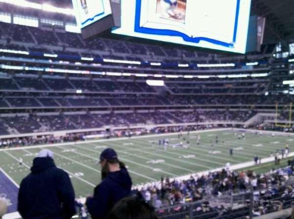 AT&T Stadium, secção: C238, fila: 13, lugar: 1