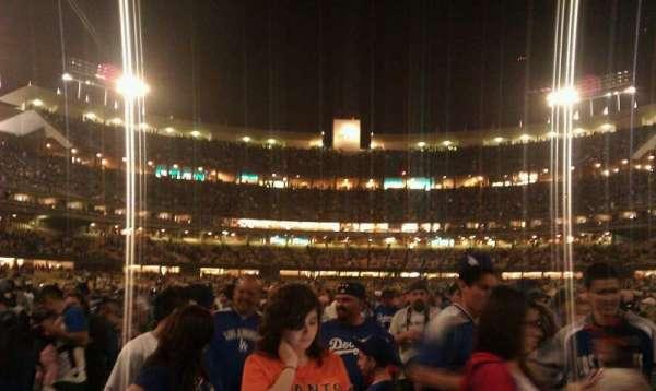 Dodger Stadium, secção: Field