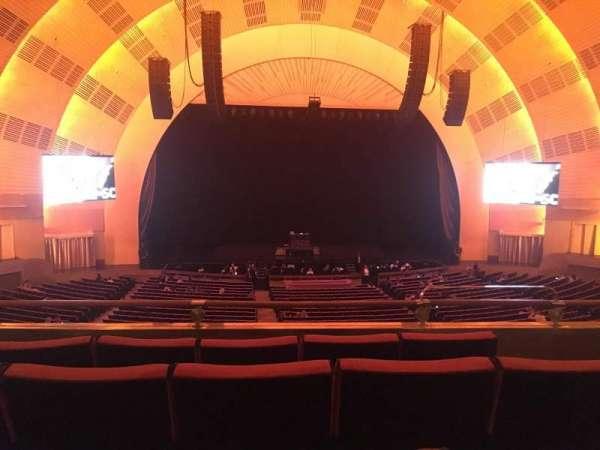 Radio City Music Hall, secção: 1st Mezzanine 5, fila: D, lugar: 503