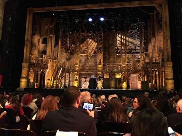 Orpheum Theatre (San Francisco), secção: Orchestra RC, fila: M, lugar: 106