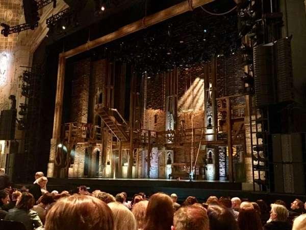 Orpheum Theatre (San Francisco), secção: Orchestra R, fila: M, lugar: 10