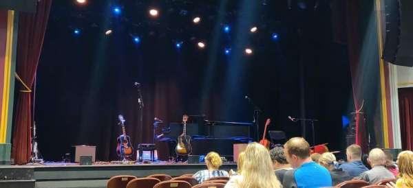 Capitol Theatre (Clearwater), secção: Orchestra, fila: S, lugar: 20