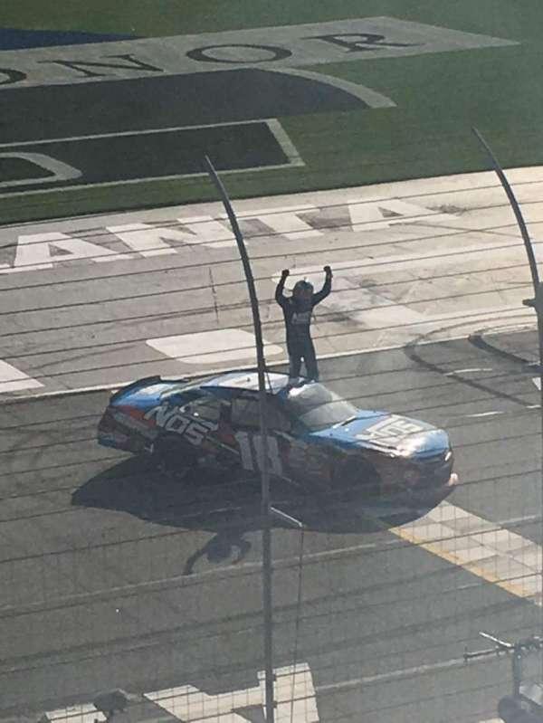 Atlanta Motor Speedway, secção: 141