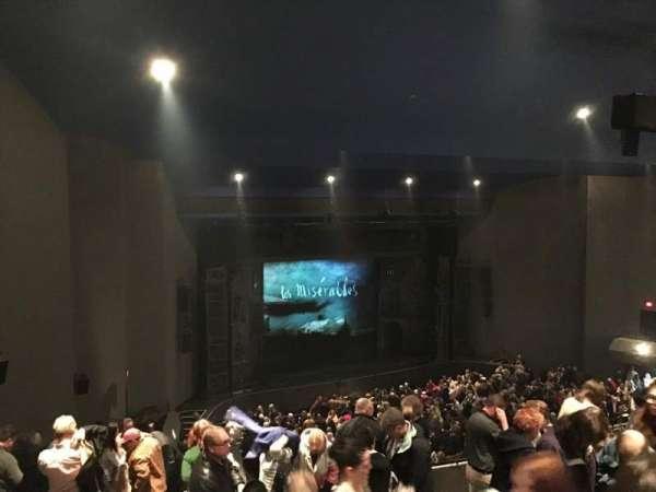 Stranahan Theater, secção: Balcony Left, fila: F, lugar: 27