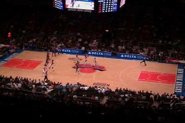 Madison Square Garden, secção: 225