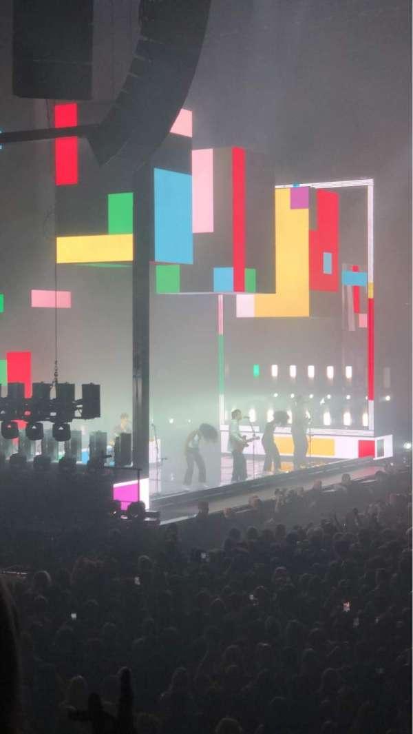 Arena Birmingham, secção: 11 Lower, fila: Q, lugar: 469