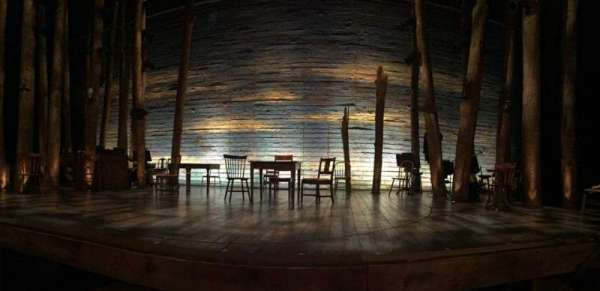 Gerald Schoenfeld Theatre, secção: Orchestra C, fila: B, lugar: 110