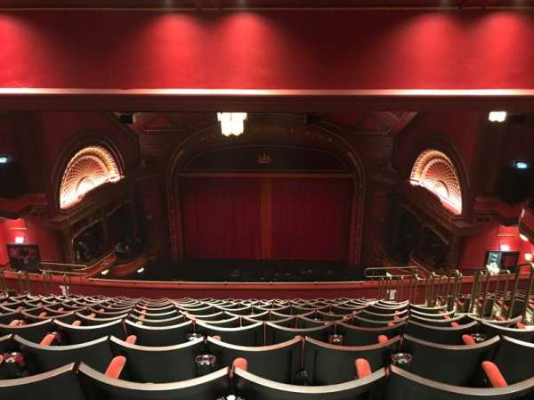 Mayflower Theatre, secção: Balcony, fila: M