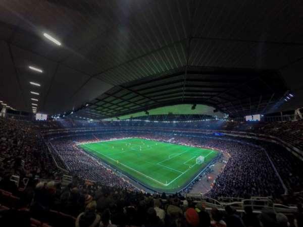 Emirates Stadium, secção: 107, fila: 17, lugar: 455