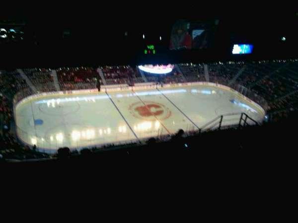 Scotiabank Saddledome, secção: PL7, fila: 13, lugar: 4