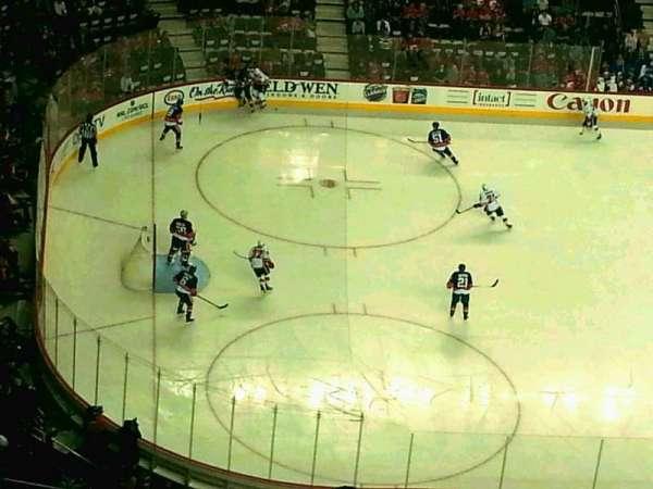 Scotiabank Saddledome, secção: PL9, fila: 13, lugar: 4